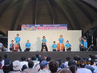 桃花台祭り3