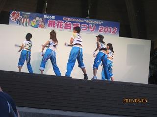 桃花台祭り5