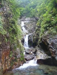 北又三段の滝