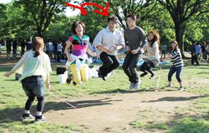 5,12ピクニック@代々木公園13 (2)