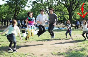 5,12ピクニック@代々木公園12 (2)