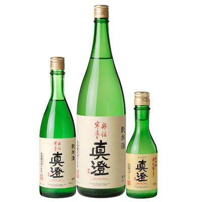 眞澄純米酒