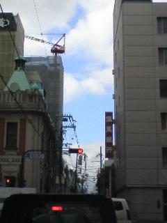 京のオフィス街どすぇ~