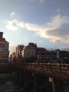 1月の京都