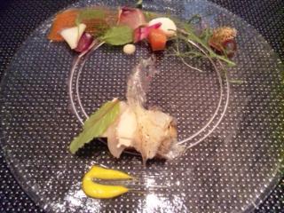 マロニエ 前菜