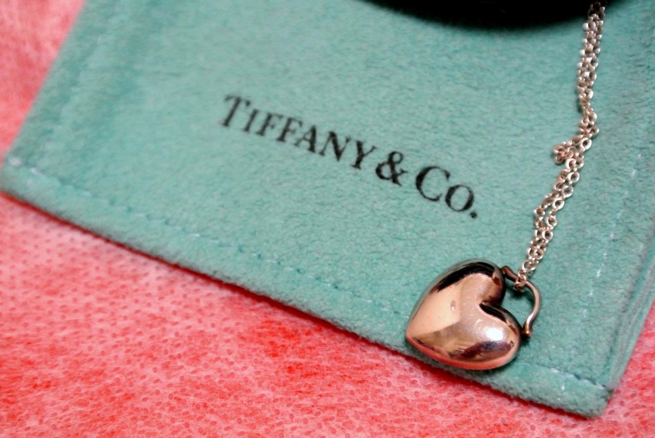 ティファニーのネックレス