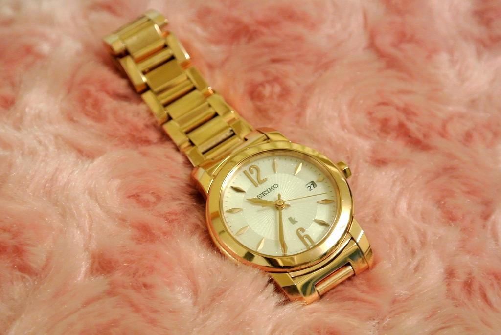 ルキアの腕時計