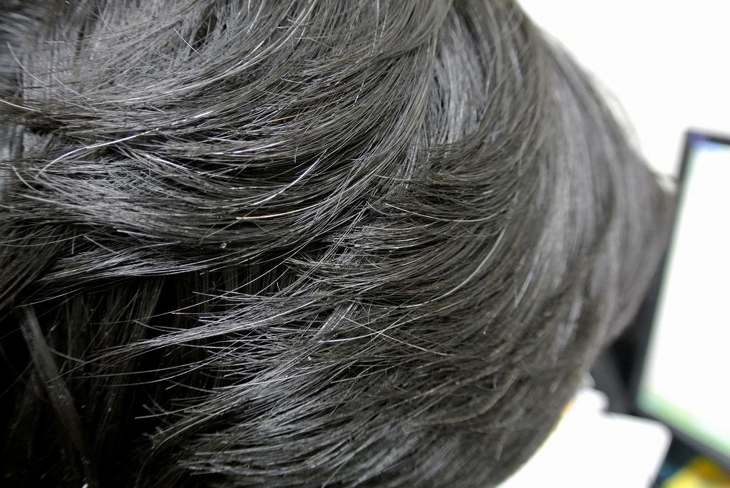 白髪染めヘアカラートリートメント『シュアカラー』
