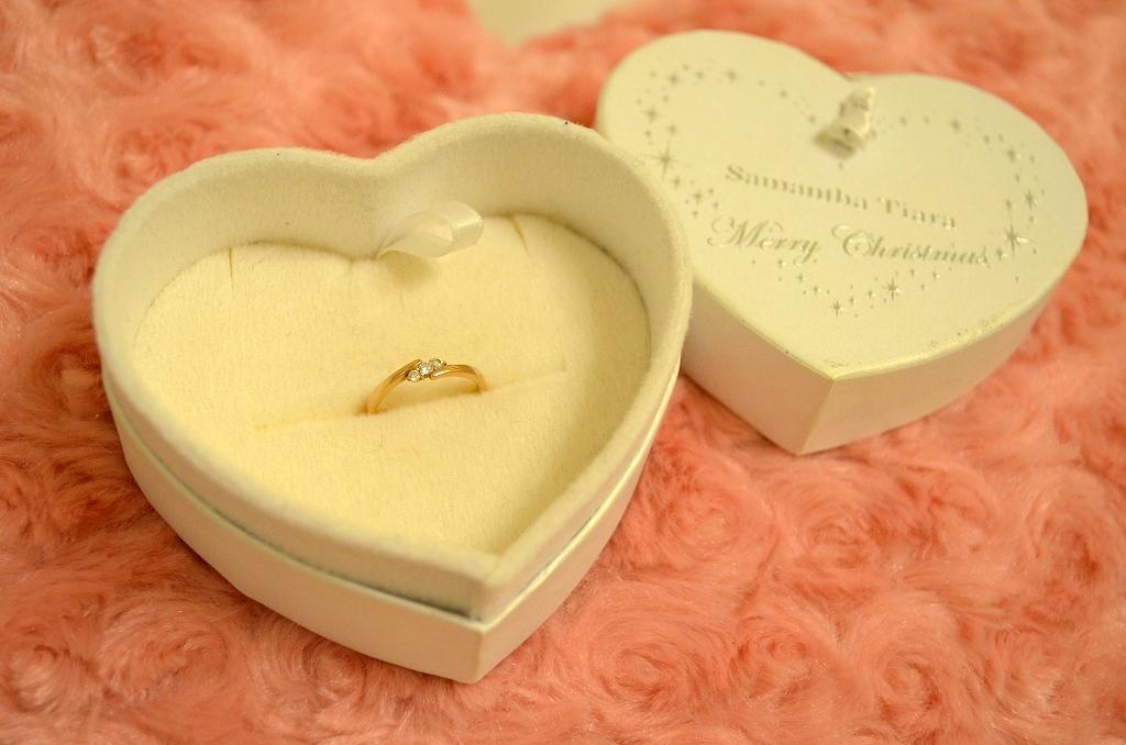 Samantha Tiaraの指輪