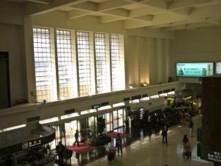 台北松山空港4
