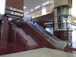 台北松山空港2