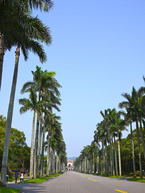 2012年5月台湾旅