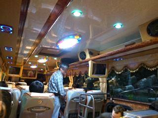 台湾 観光バス2