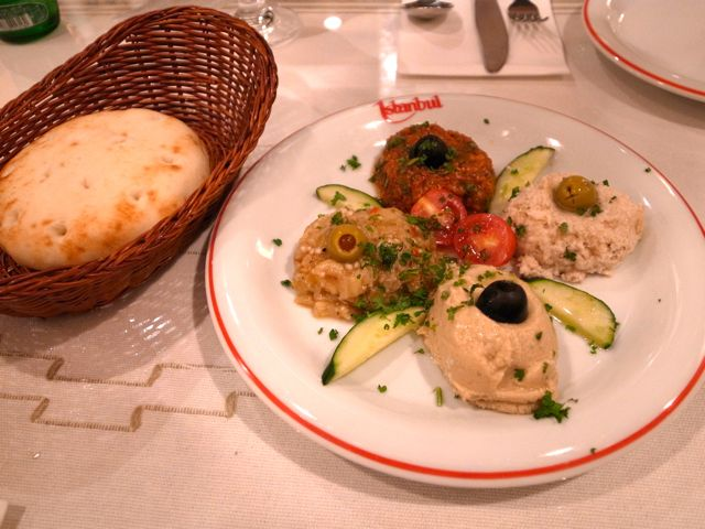 トルコ料理 イスタンブール2