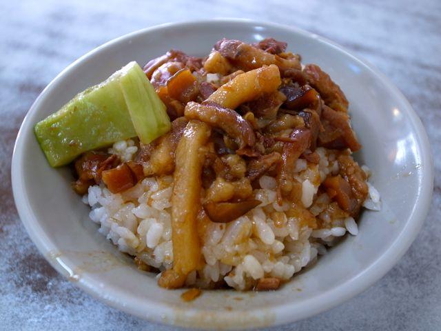 台北 金峰魯肉飯3