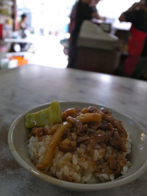 台北 金峰魯肉飯2