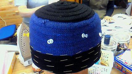 帽子作成3
