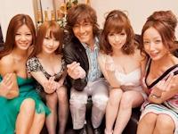加藤鷹プロデュースの100%AV女優だけのキャバクラ 「GOLD FINGER(ゴールドフィンガー)」