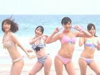 SOD国民的アイドルの新曲PV「夏色Southbeach!」 6/21 無料配信スタート