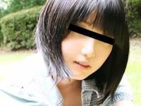 素人美少女 無修正動画 「完全素人AV DEBUT~萌え~な喘ぎ声?~ ユリ 18歳」 8/3 リリース
