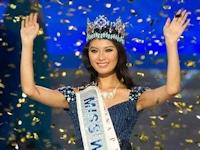 Miss World 2012 は中国代表 于文霞(Yu Wenxia)に決定