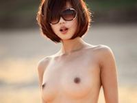 中国美女モデルのセクシーヌード画像238