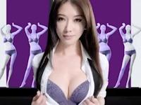 林志玲(リン・チーリン)のセクシー下着のCMがセクシーすぎて放送禁止?【動画あり】