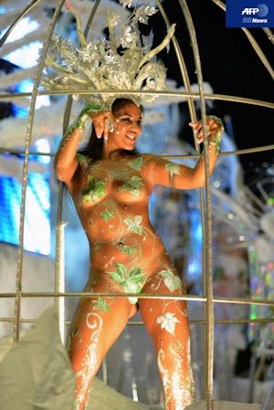ブラジル・サンパウロ カーニバル 2