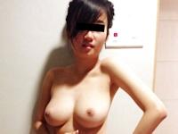 シンガポールの巨乳美女の流出ヌード画像