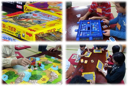 2011-10-10 親子ゲーム会の模様2