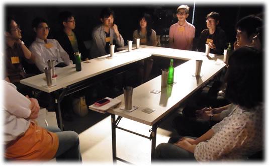2012-05-24 狼ゲーム会の模様
