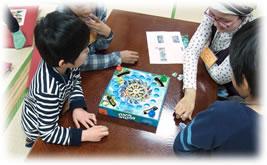 2013-02-03 親子ゲーム会:いたずらオバケ水車