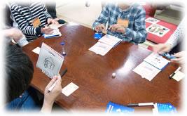 2013-02-03 親子ゲーム会:テレストレーション