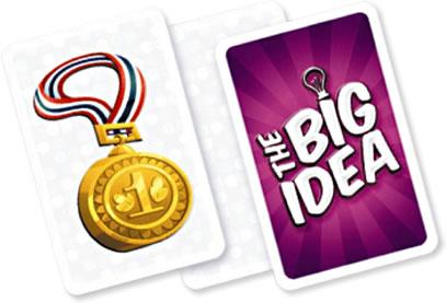 ビッグ・アイデア:投票カード