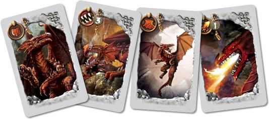 ドラコ:ドラゴンカード