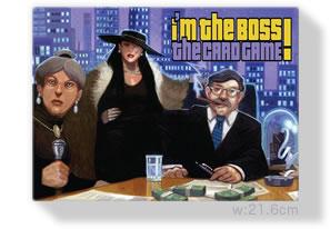 アイム・ザ・ボス!カードゲーム:箱