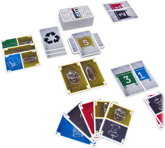 リサイクル:展示用写真