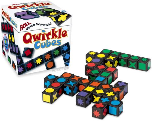 クワークルキューブ:箱と展開