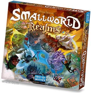 スモールワールド拡張セット:王国:箱