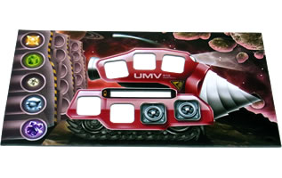 アンダーマイニング:UMV基本形
