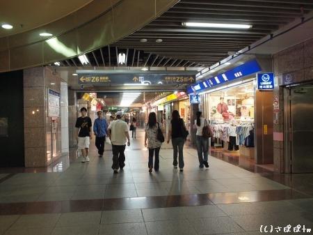 台北地下街Z区32
