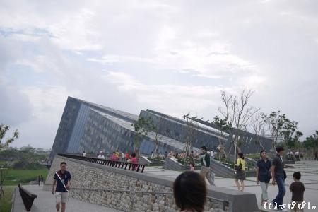 宜蘭-蘭陽博物館2