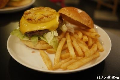 台湾ハンバーガー25