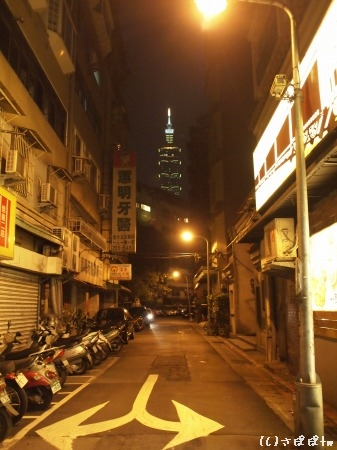通化街夜市臨江街44