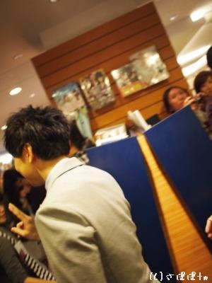 JJ【記得】エッセイサイン会4