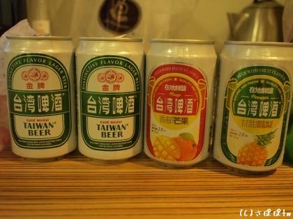 台湾ビール6