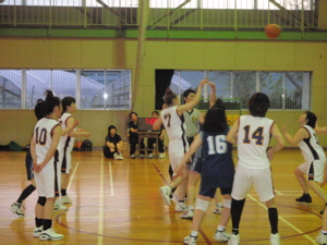 2010女子開幕戦2
