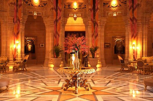 マハラジャの宮殿