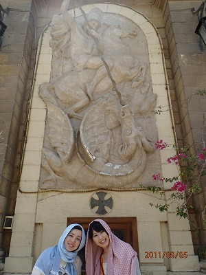 コプト教教会②
