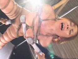 Delicious Asian gal has her pussy stimulated during bondage - XVIDEOS.COM(3)
